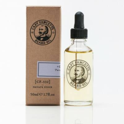 Captain Fawcett's Private Stock (CF.332) Beard Oil 50ml