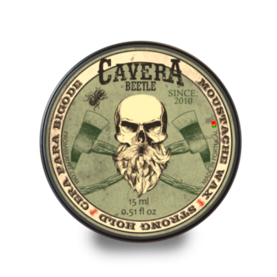 Cavera Beetle Moustache Wax 15ml