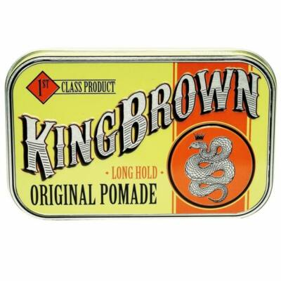 King Brown Original Pomade Long Hold 71g
