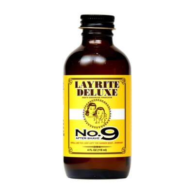 Layrite No.9 Bay Rum After Shave 118ml