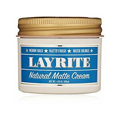Layrite Natural Matte Cream 120ml