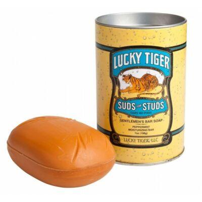 Lucky Tiger Suds For Studs Gentleman's Soap Bar 198g