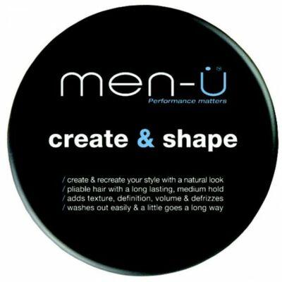 men-ü Create & Shape Pomade 100ml