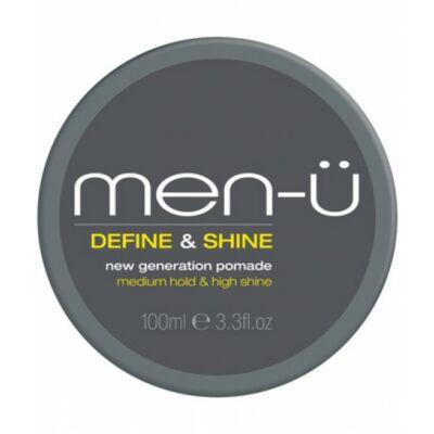 men-ü Define & Shine Pomade 100ml
