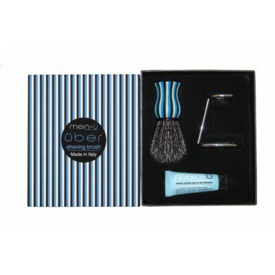 men-u Uber Limited Edition Shaving Brush Gift Box