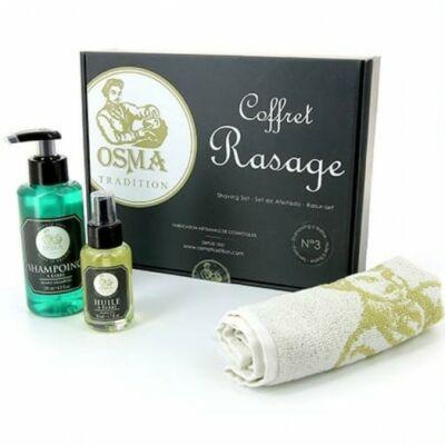 Osma Tradition Gift Set #3 - Beard Care
