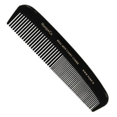 Pomp & Co Pocket Comp (black) 12.5cm