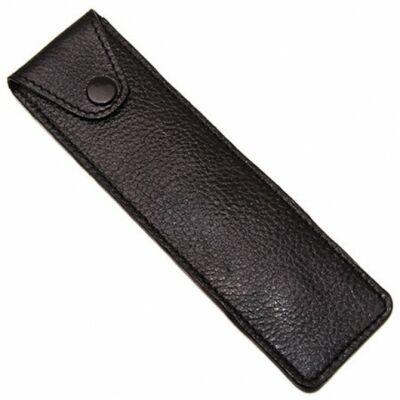 Parker Leather Straight Razor Pouch borotvatartó
