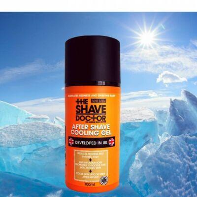 The Shave Doctor Aftershave Cooling Gel 100ml
