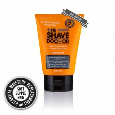 The Shave Doctor Moisturazor 100ml