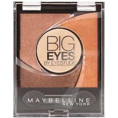 Maybelline Eye Studio Big Eyes szemhéjfesték 3.7g (01 Luminous Brown)