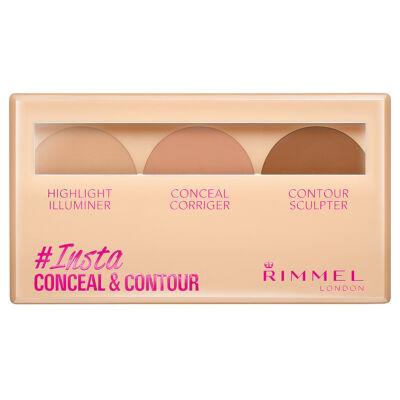Rimmel Insta Conceal & Contour Palette 020 Medium