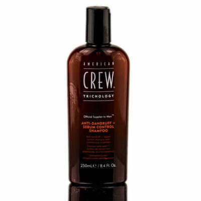American Crew Trichology Anti-Dandruff + Sebum Control Shampoo 250ml