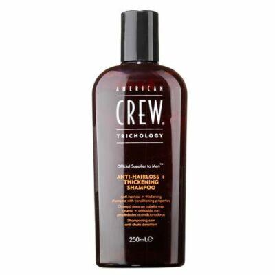 American Crew Trichology Anti-Hairloss + Thickening Shampoo 250ml