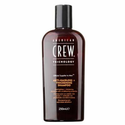 American Crew Trichology Anti-Hairloss + Thickening Shampoo 250ml