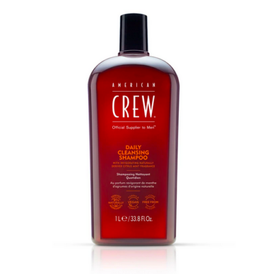 American Crew Daily Cleansing Shampoo 1000ml
