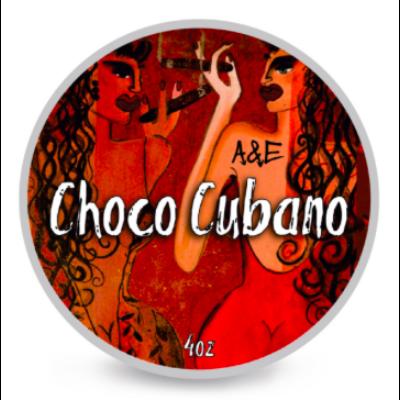 Ariana & Evans Shaving Soap Choco Cubano 118ml