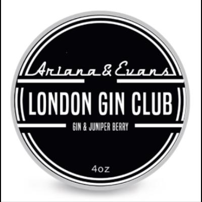 Ariana & Evans Shaving Soap London Gin Club 118ml