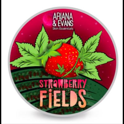 Ariana & Evans Shaving Soap Strawberry Fields 118ml