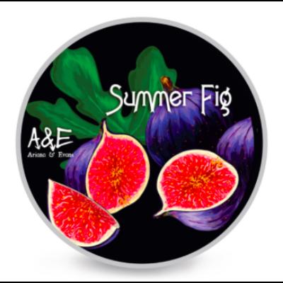 Ariana & Evans Shaving Soap Summer Fig 118ml