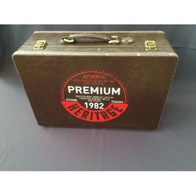Barber vintage szerszám táska