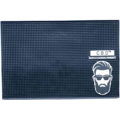 """Rubber Tool Mat """"CBD"""" (45x30cm)"""