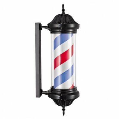 Barber Pole black antique 67cm (forgó)