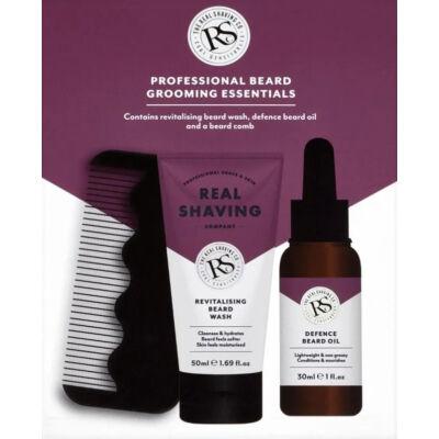 RSC Professional Beard Grooming Essentials Set