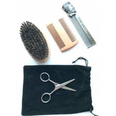 Beard Care Kit (4pcs)