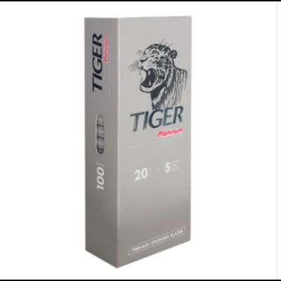 Tiger Platinum DE razor blades borotvapenge 100db (20x5db)