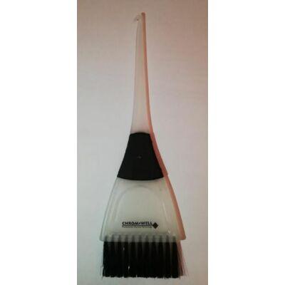 Chromwell hajfestőecset (széles)