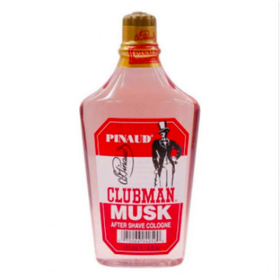 Clubman Pinaud After Shave Cologne Musk 177ml