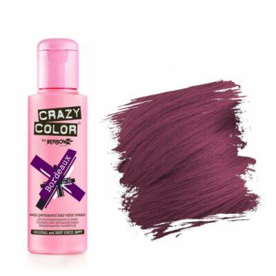 Crazy Color hajszínező krém - 51 Bordeaux 100ml