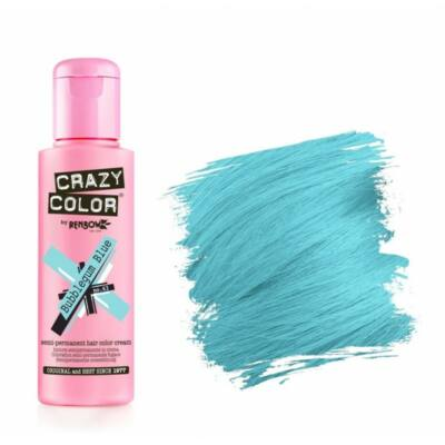 Crazy Color hajszínező krém - 63 Bubblegum Blue 100ml