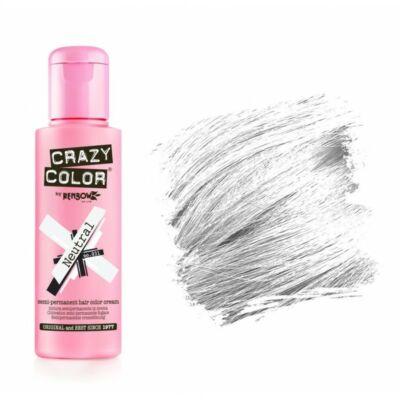 Crazy Color hajszínező krém - 031 Neutral 100ml