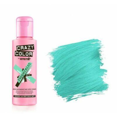 Crazy Color hajszínező krém - 71 Peppermint 100ml