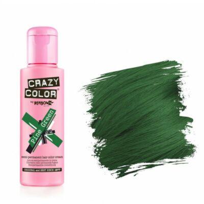 Crazy Color hajszínező krém - 46 Pine Green 100ml