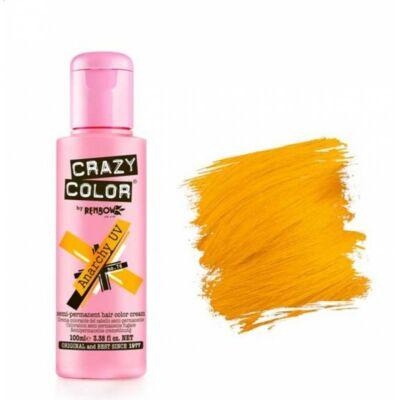 Crazy Color hajszínező krém - 76 Anarchy UV 100ml