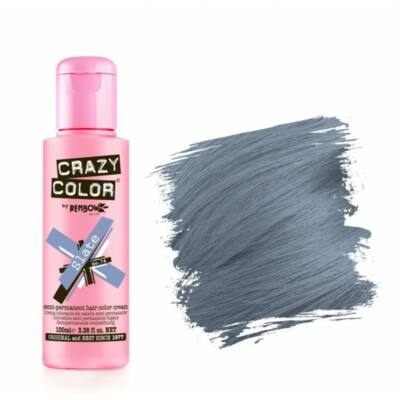 Crazy Color hajszínező krém - 74 Slate 100ml