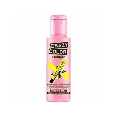 Crazy Color hajszínező krém - 77 Caution UV 100ml