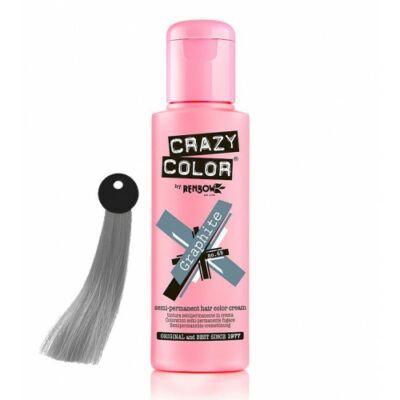 Crazy Color hajszínező krém - 69 Graphite 100ml
