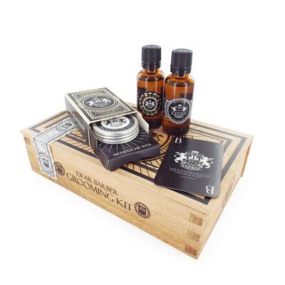 Dear Barber Collection II Beard Groom & Go ajándékszett
