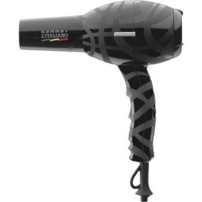 Gamma Piu Basic Italiano hajszárító 2000W - fekete