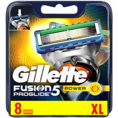 Gillette Fusion5 ProGlide Power XL borotvabetétek (8db)