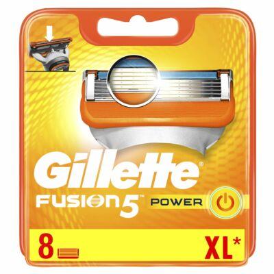 Gillette Fusion5 Power borotvabetétek (8db)