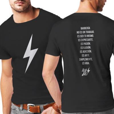 Hey Joe! T-Shirt Barber Passion