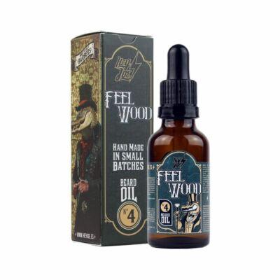 Hey Joe! Beard Oil No.4 Feel Wood 30ml