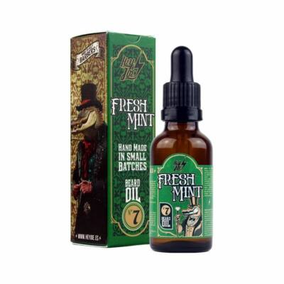 Hey Joe! Beard Oil No.7 Fresh MInt 30ml