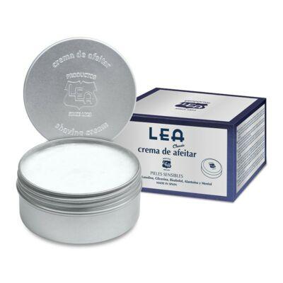 Lea Classic Shaving Cream in Aluminium Jar 150g