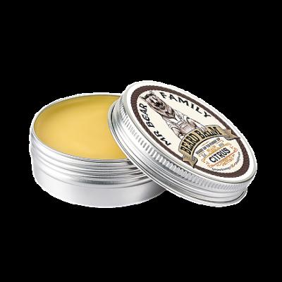 Mr. Bear Family Beard Balm Citrus szakáll kondicionáló balzsam 60ml